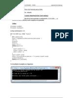 Ejemplos Resueltos en C++  usando While