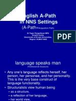 English a Path