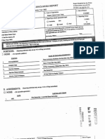 Kathleen Cardone Financial Disclosure Report for 2003
