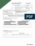 Robert H Bell Financial Disclosure Report for 2010