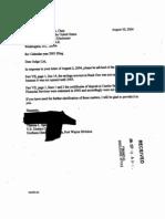 Theresa L Springmann Financial Disclosure Report for 2003