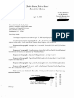 Charles R Simpson Financial Disclosure Report for 2007