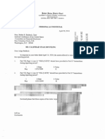 Sandra J Feuerstein Financial Disclosure Report for 2009