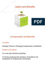 Comp & Benefits
