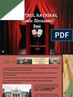 "Teatrul National ""Vasile Alecsandri"" din Iasi"