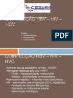 Coinfeccao HVB e HCV Final