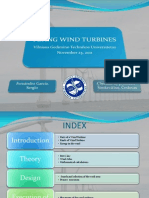 Flying Wind Turbines
