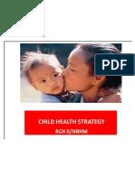 Child Health Dr. Kishore