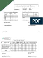 Form F.2.1-02 Program Semester
