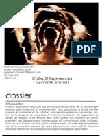 DossierCOLLECTIFEXPERIENCIA