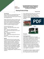 Cornell Small Farms Program - Raising Pastured Pigs