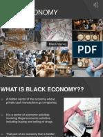 Final Presentation on Black Economy