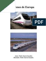Trenes de Europa