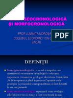 scara geocronologica