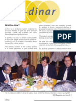 June Issue e Dinar