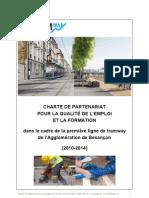 Tram de besançon  Charte-emploi 20111203