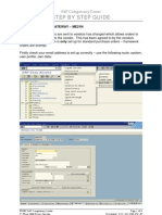 Ste by Step Guide to Fax Email Purchase Orders in Sap