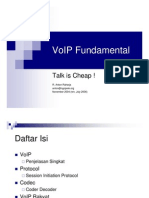 Materi Voip Fundamental