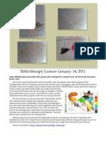 Bibliotherapy Lesson