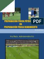 Charla Curso Futbol Base