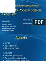 Poder y política Henry Ford Terminado