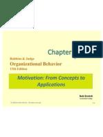 Motivation Chapter