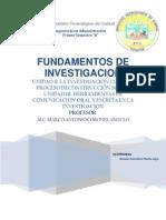 Unidad II y III Fundamentos de La Investigacion