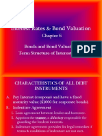 FIN335 CH06 Interest Rates & Bond Valuation