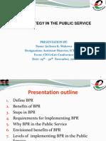 CIO100 - eGov - BPR Strategy - Jackson Makewa-1