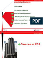 CIO 100 2011  - Personal Identification Number (PIN) eRegistration - Peter Kaburia - Kenya Revenue Authrority /eGovernment