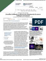 Destellos brillantes y ultracortos iluminarán la nueva biología estructural · ELPAÍS