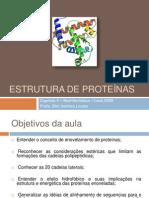 Aula 7 - Estrutura de Proteinas