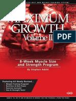 Muscle Maximum Growth II