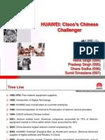 Huawei Case Study