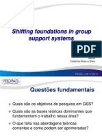 Shifting Foundations DeSanctis & Methodological and Measures Zigurs