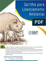 Cartilha de Licenciamento Ambiental_suinocultura