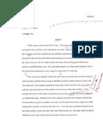 A Peer's Edit