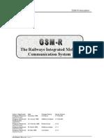 Gsmr Description
