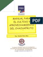Manual Para El Cultivo y Aprovechamiento Del Chachafruto
