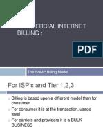 SNMP Billing