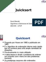 aula16-QuickSort