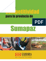 Plan Competitividad Sumapaz