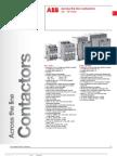 ABB; Across the Line Contactors, A9 - AF1650