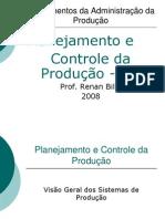 Logística - PCP