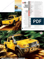 Folder L200 Savana