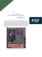 Mihaela Voicu - l'Art Salut Et Trahison.la Salle Aux Images Dans Le Lancelot-graal