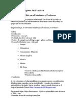 InformedeprogresodelProyecto