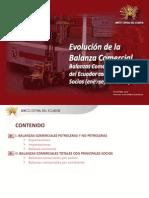 Balanza Comercial Del Ecuador 2011