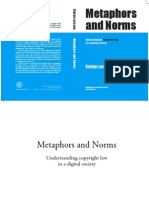 Stefan Larsson 2011 Metaphors and Norms - Understanding Copyright Law in a Digital Society