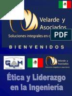 Presentación Ética y Liderazgo en la Empresa ITGAM oct 2011